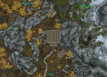 Black-Briar Lodge - plan outside