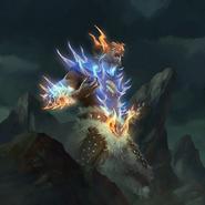 Dragon Aspect card art
