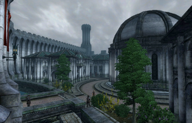 Imperial City, Temple District