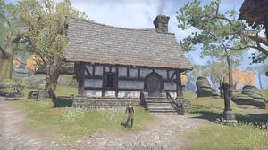 Здание в деревне Кеглин 2