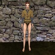 Простая рубашка (Morrowind) 26 (жен)