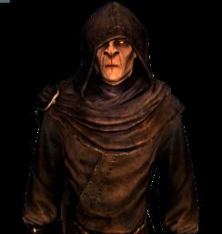 Путешественник (Dawnguard)