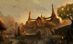 Храм Трибунала (концепт-арт)