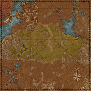 Эфесус (карта)