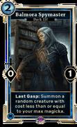 Balmora Spymaster (Legends) DWD