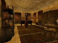 Canon Quarters Interior - Morrowind