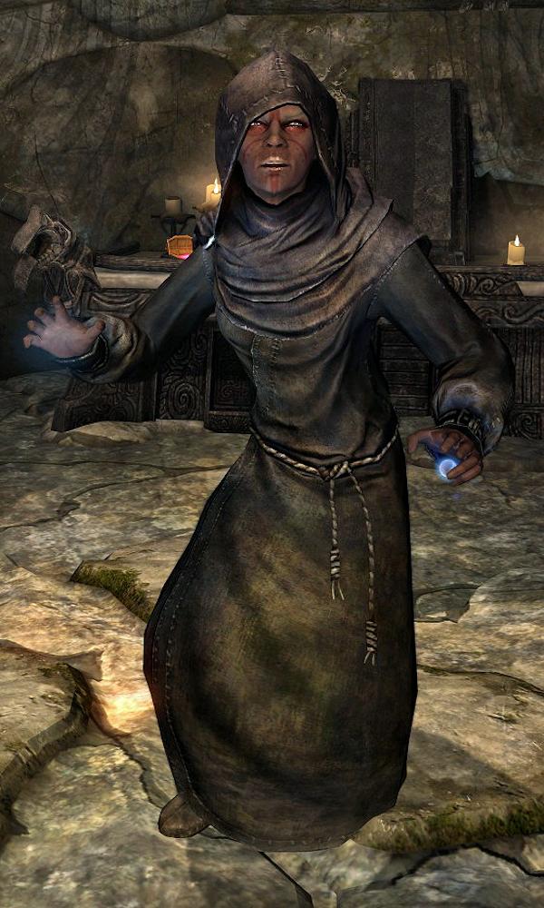 Lu'ah Al-Skaven | Elder Scrolls | FANDOM powered by Wikia