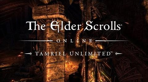 The Elder Scrolls Online Tamriel Unlimited - Bethesda E3 Showcase Trailer
