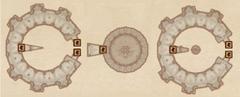 Библиотека древних свитков. План