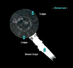 Инеевый маяк-план