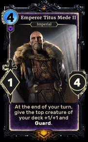 Emperor Titus Mede II
