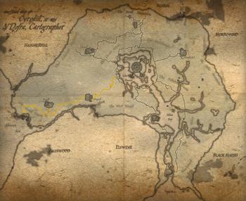 Gold Road Oblivion Elder Scrolls Fandom Powered By Wikia