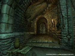 Oblivion prison