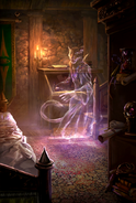 Prankster Mage card art