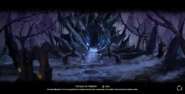 The Halls of Torment Loading Screen