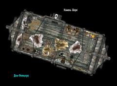 Дом Филньяра - план