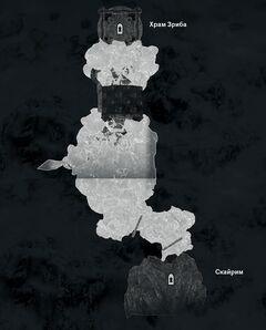 Заброшенная пещера - план