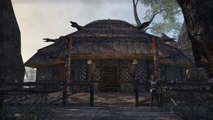 Здание в деревне Ярких-Глоток 5