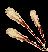 Зерна пшеницы (иконка)