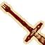 Иконка Эбонитовая клеймора (Oblivion)
