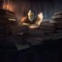 Bibliotekarz z Arcanaeum (Legends)