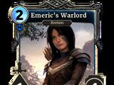 Emeric's Warlord