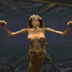 Lamia z gry The Elder Scrolls II: Daggerfall