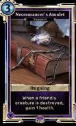 Necromancer's Amulet (Legends) DWD