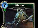 Nix-Ox (Legends)