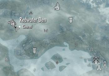 Redwater Den | Elder Scrolls | FANDOM powered by Wikia