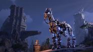 Storm Atronach Horse