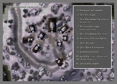 Деревня скаалов (Bloodmoon) - общий план