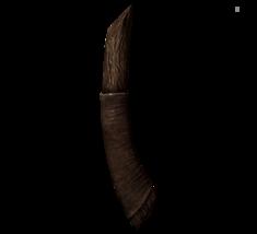 Древко сломанного железного топора - изображение