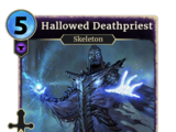 Hallowed Deathpriest