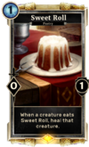 Sweet Roll (Legends) DWD