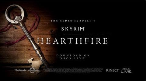 The Elder Scrolls V Skyrim Hearthfire - Official Trailer