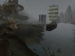 Порт в Восе