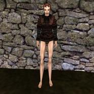 Простая рубашка (Morrowind) 4 (жен)