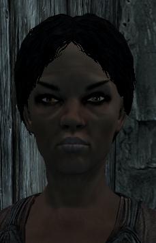 Серен лицо
