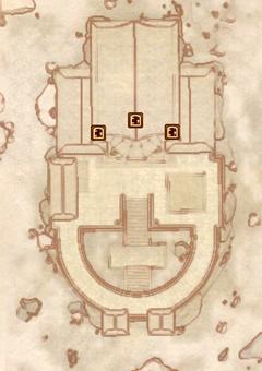 Храм повелителя облаков - экстерьер