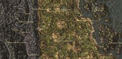 Шахта Элит-Пал (карта)