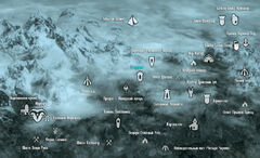 Bthardamz map