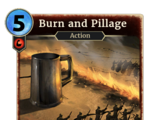 Burn and Pillage