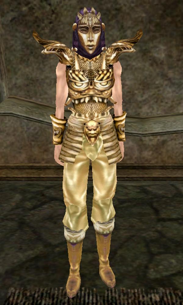 Gold Armor Elder Scrolls Fandom Powered By Wikia