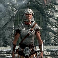 Kapitan straży z Helgen