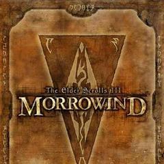Okładka TES III: Morrowind