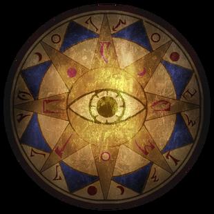 Гильдия магов лого