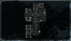 Йоррваскр - жилые помещения, план