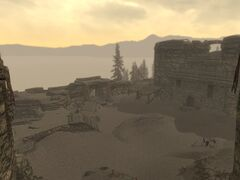 Форт Морозного Мотылька