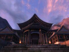 Храм Повелителя Облаков